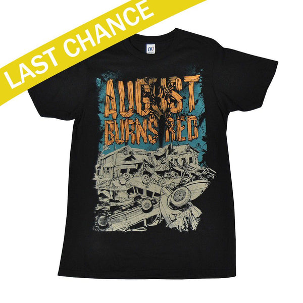 "Tornado ""12 US Tour T-shirt - August Burns Red - 1"