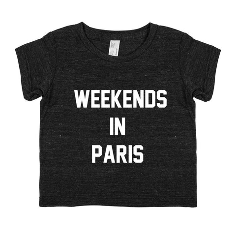 Weekends In Paris (Infant 3m-18m)