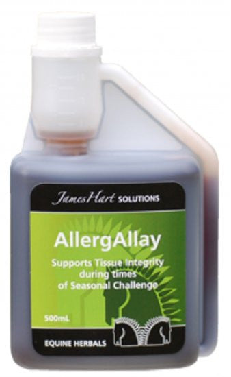 James Hart AllergAllay 500ml - Eqclusive