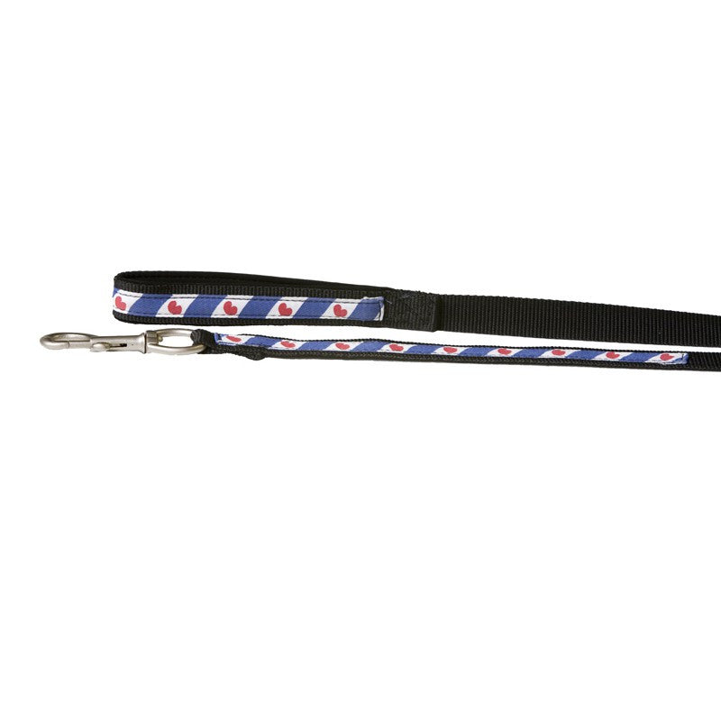 QHP Friesian Lead Rope  - Eqclusive  - 1
