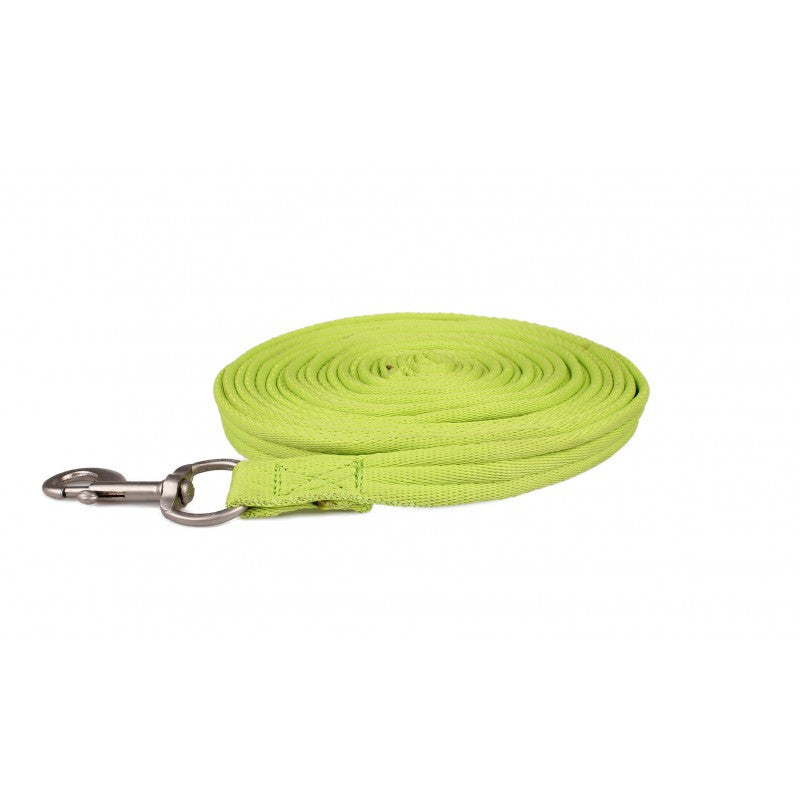 QHP  Lunge Rein 8m / Lime - Eqclusive  - 6