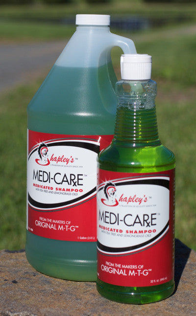 Shapley's MEDI-CARE rx Medicated Shampoo 237ml - Eqclusive