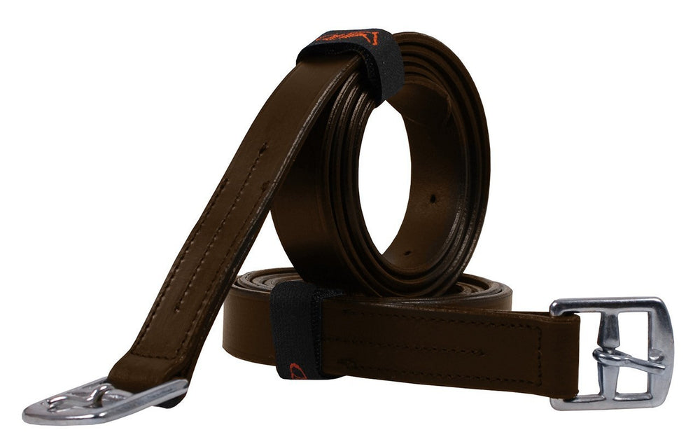 QHP Basic Stirrup Leathers