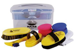 HAAS Children starter box filled Yellow - Eqclusive  - 1