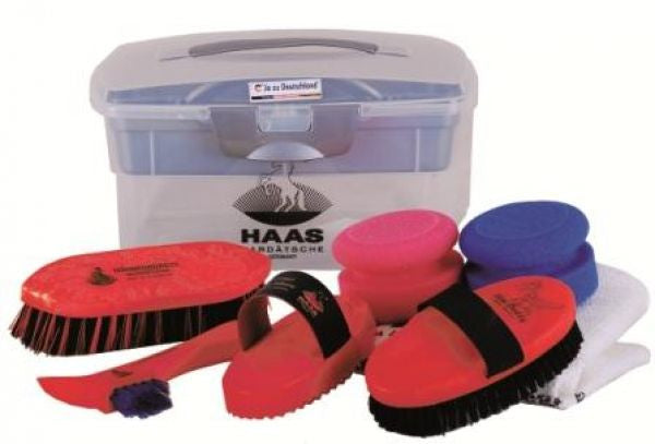 HAAS Children starter box filled Red - Eqclusive  - 2