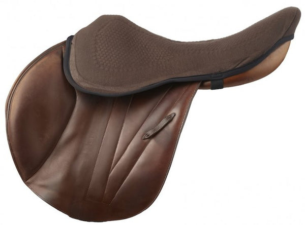 Acavallo Gel In Seat Saver M / Brown - Eqclusive  - 1