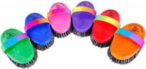 HAAS Childrens Rainbow brush Children Colourful Assorted - Eqclusive  - 2