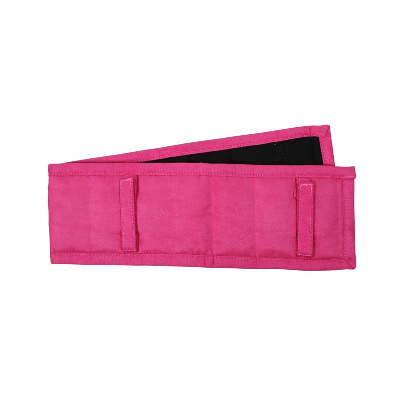 QHP Lunge Pad Full / Fuchsia - Eqclusive  - 6