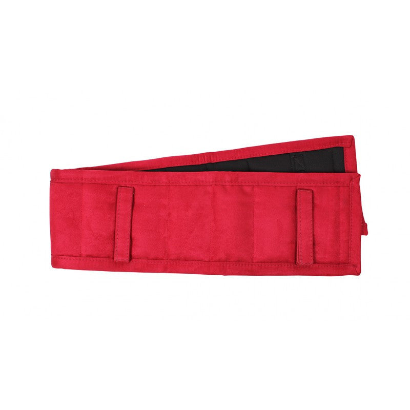QHP Lunge Pad Full / Red - Eqclusive  - 2