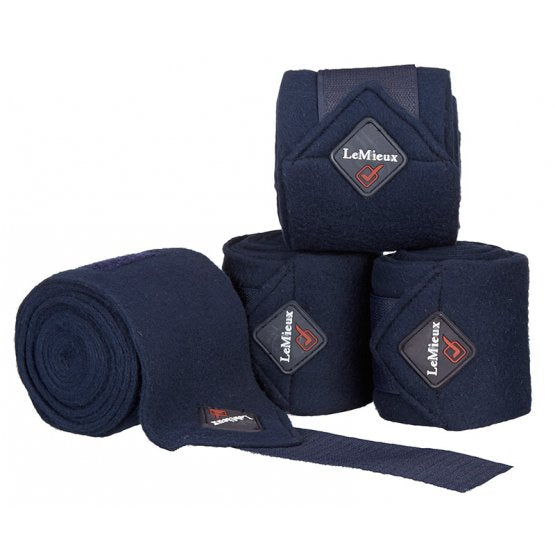 LeMieux Luxury Polo Bandages Citron