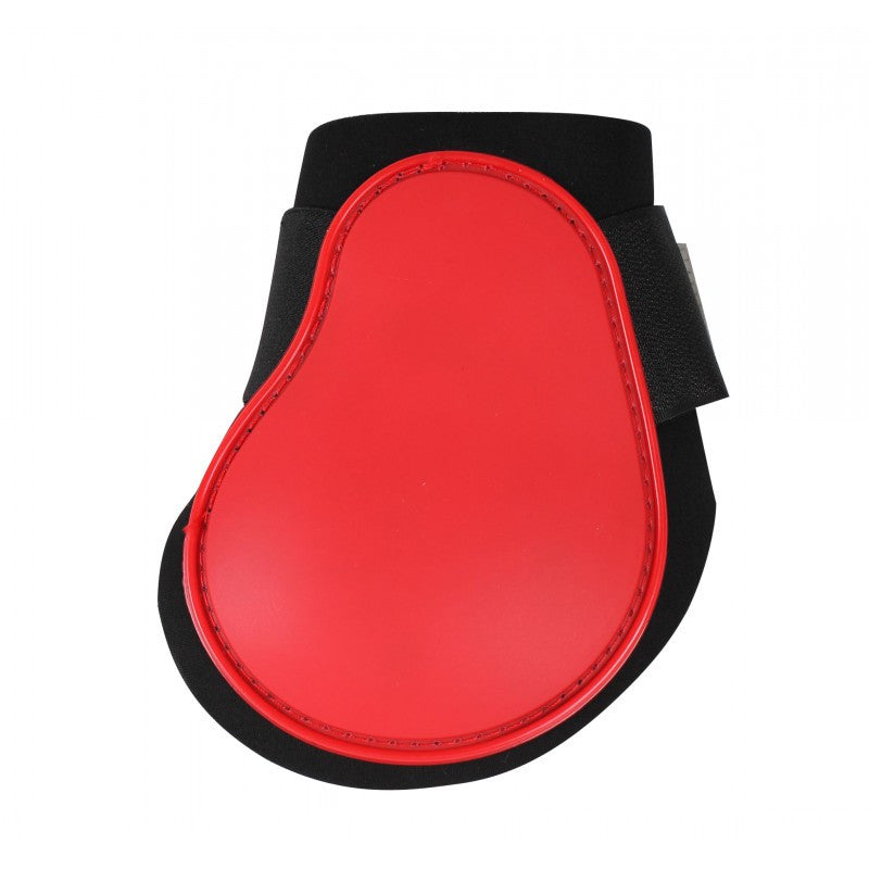 QHP Fetlock Boots Shet / Bright Red - Eqclusive  - 2