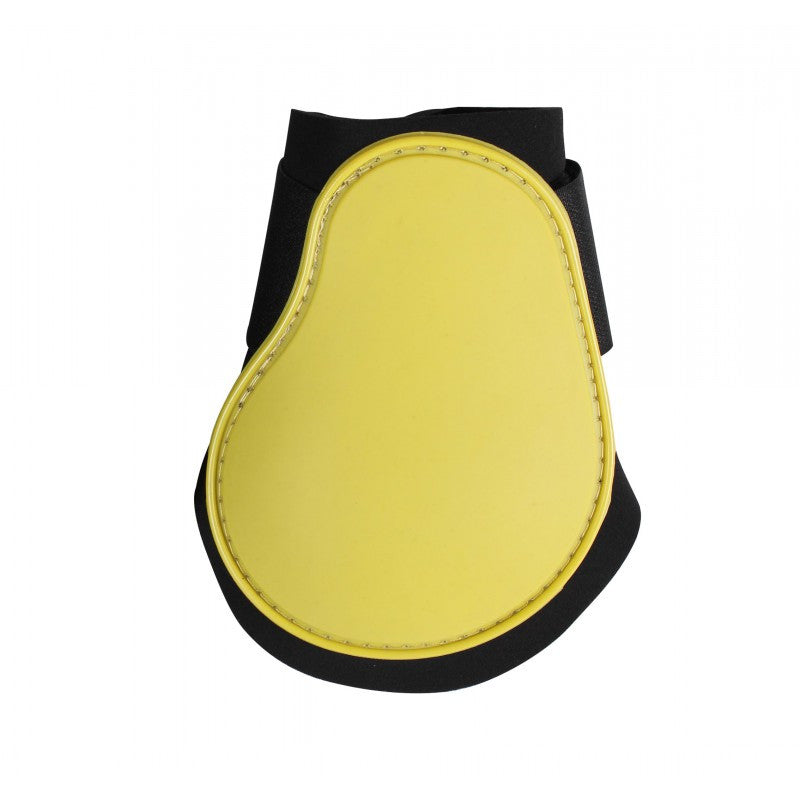 QHP Fetlock Boots Shet / Yellow - Eqclusive  - 11
