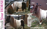 YOU & YOUR HORSE wow... HIGH SHINE-3D Effect MANE 'N' TAIL CONDITIONER SPRAY  - Eqclusive  - 8
