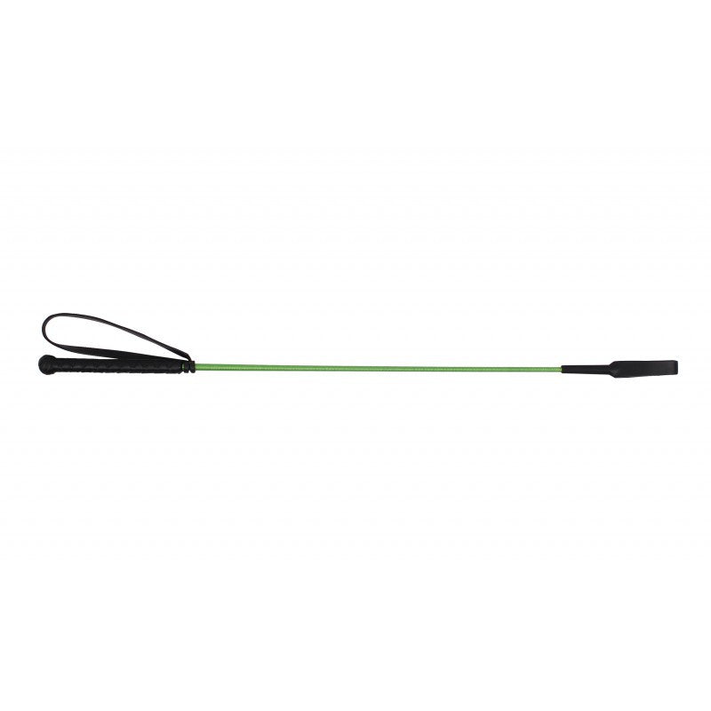QHP Riding Whip Bambini 65 / Green - Eqclusive  - 9