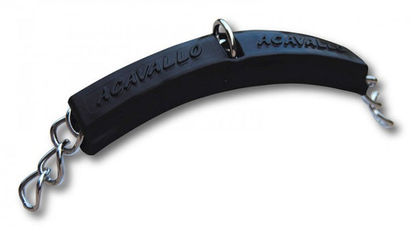 Acavallo Gel Curb Guard Black  - Eqclusive  - 1