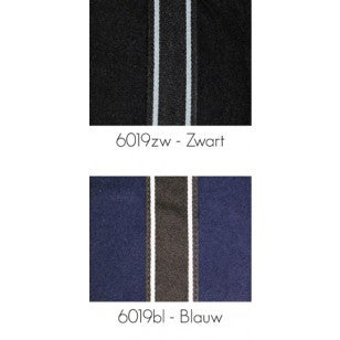 QHP Fleece Rug Basic with Neck 145 / Black - Eqclusive  - 2