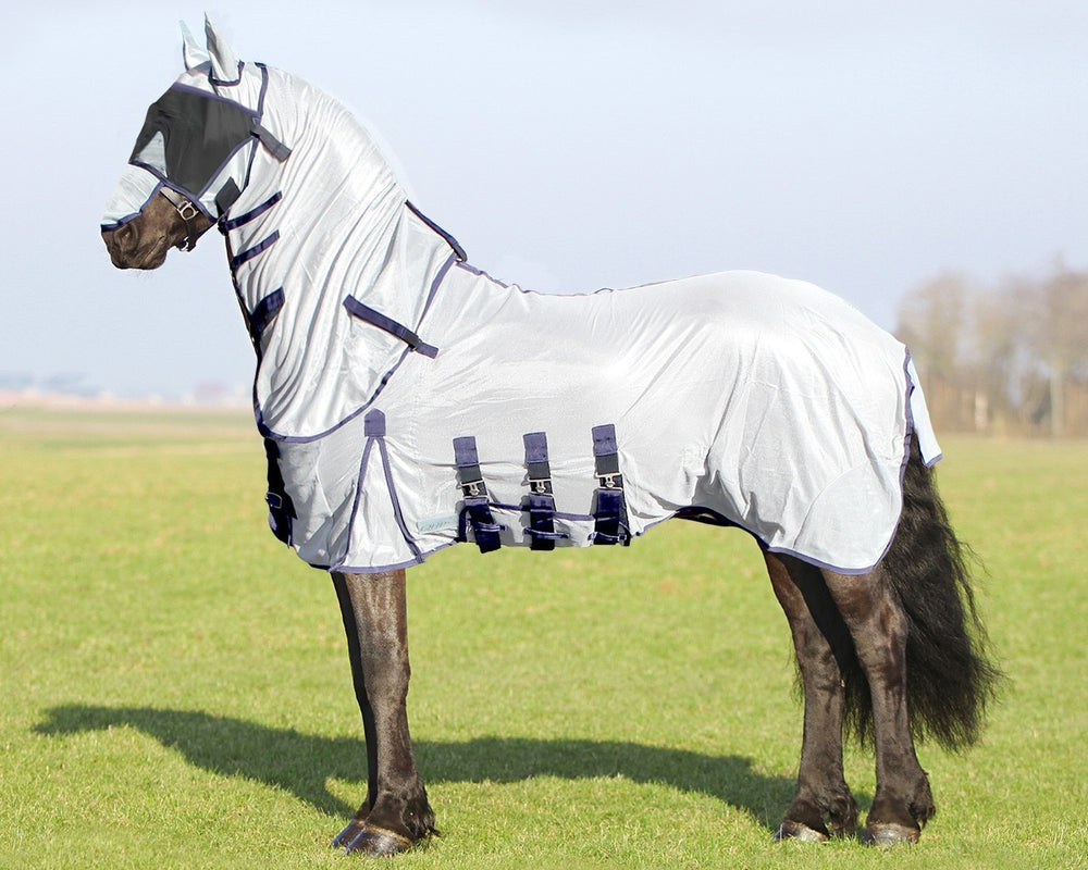 QHP Fly sheet with neck and hood XL