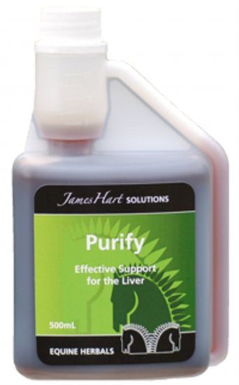 James Hart Purify 500ml - Eqclusive