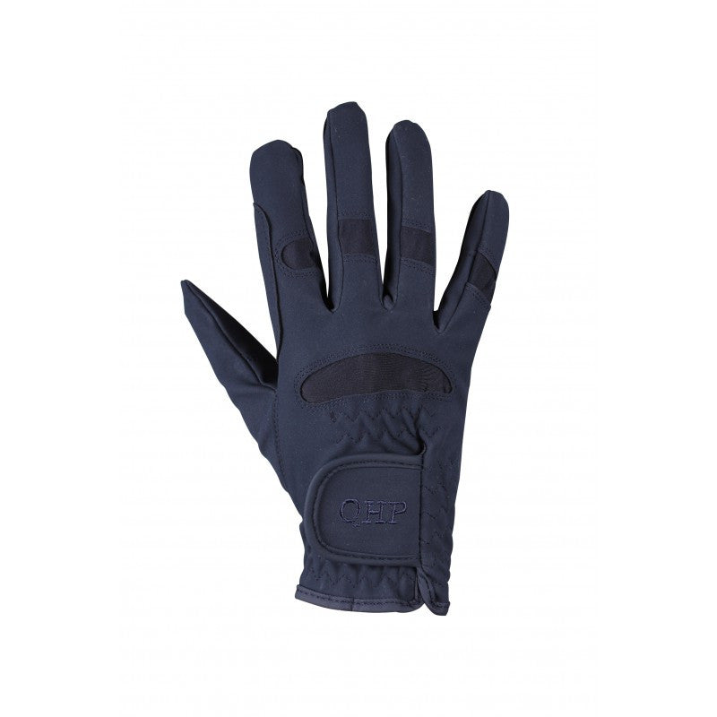 QHP Glove Multi Junior 1 / Blue - Eqclusive  - 3