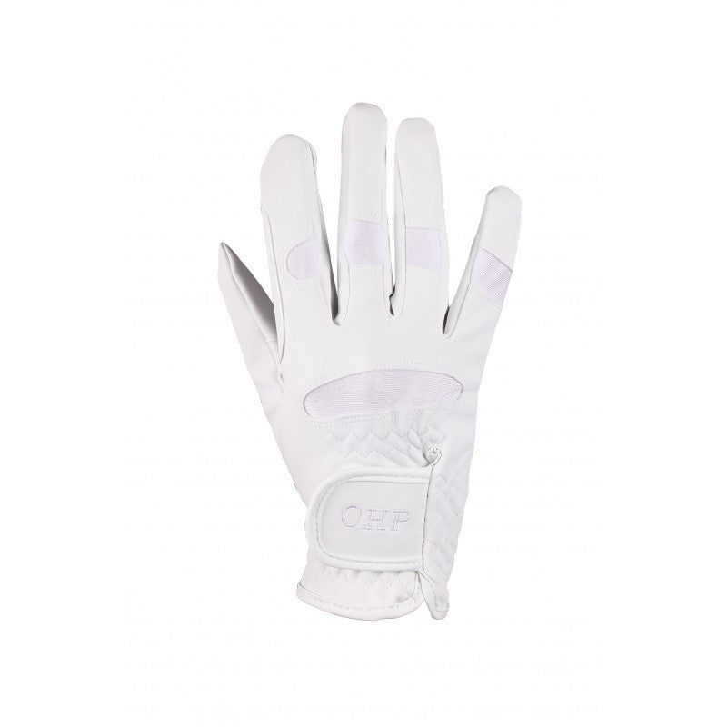 QHP Glove Multi Junior 1 / White - Eqclusive  - 4