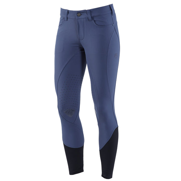 VESTRUM Competition Breeches Londra Low Weist Grip Dots
