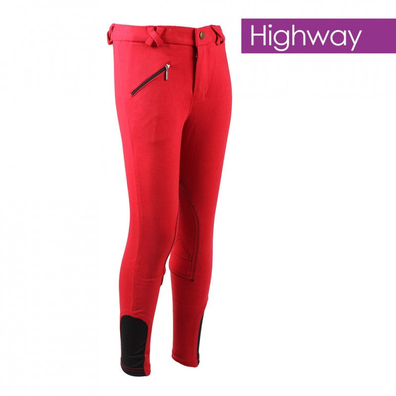 QHP Ridingbreech Junior 116 / Highway - Eqclusive  - 10