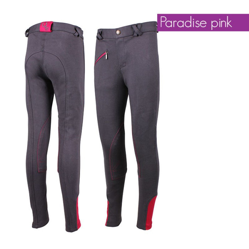 QHP Ridingbreech Junior 116 / Paradise Pink - Eqclusive  - 8