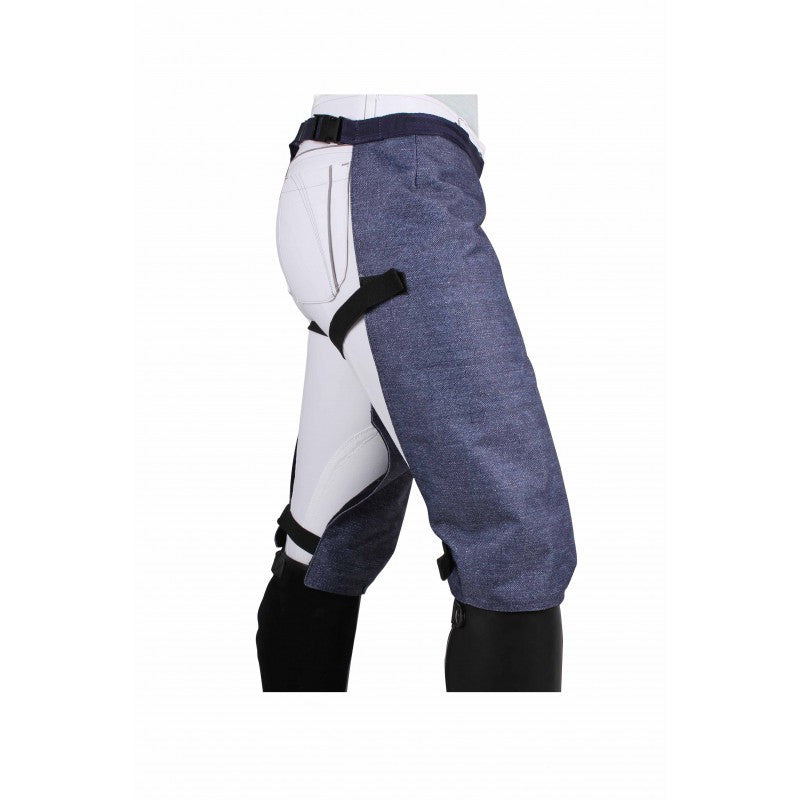 QHP Waterproof Leg Protection Jeans - Eqclusive  - 3