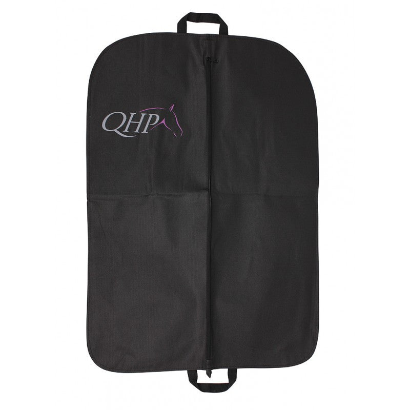 QHP  Clothing bag Black - Eqclusive  - 1
