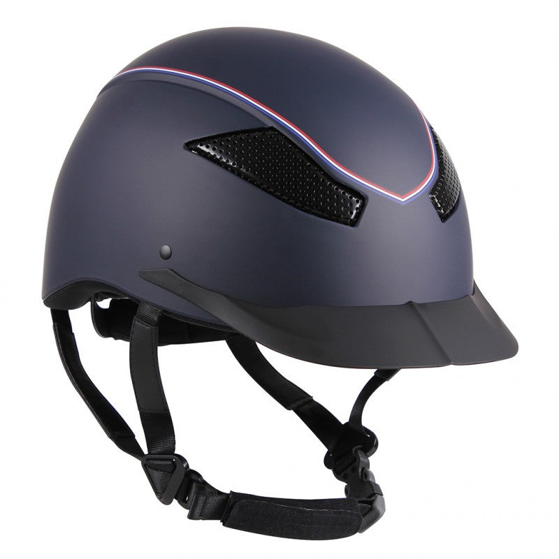 QHP Safety Helmet Dynamic 50-53 / Navy - Eqclusive  - 1