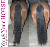 YOU & YOUR HORSE wow... HIGH SHINE-3D Effect MANE 'N' TAIL CONDITIONER SPRAY  - Eqclusive  - 5