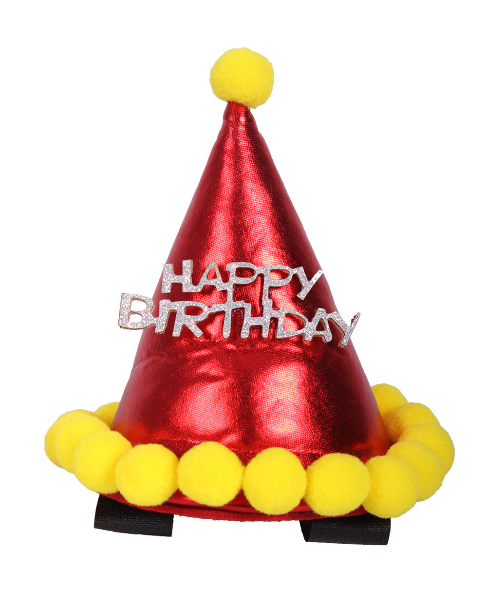 QHP Birthday hat horse