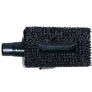 HAAS Replacement Body Brush Black - Eqclusive