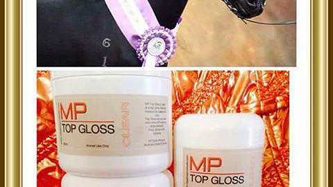 MP Gloss TOP' Gloss Clear