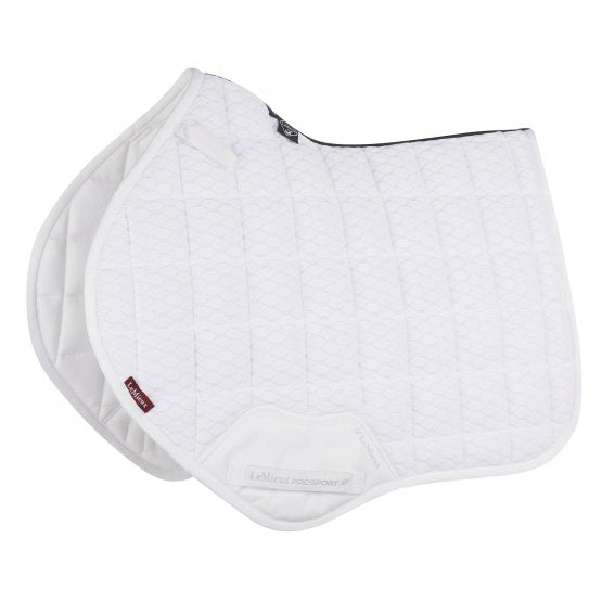 LeMieux Carbon Mesh Close Contact Square