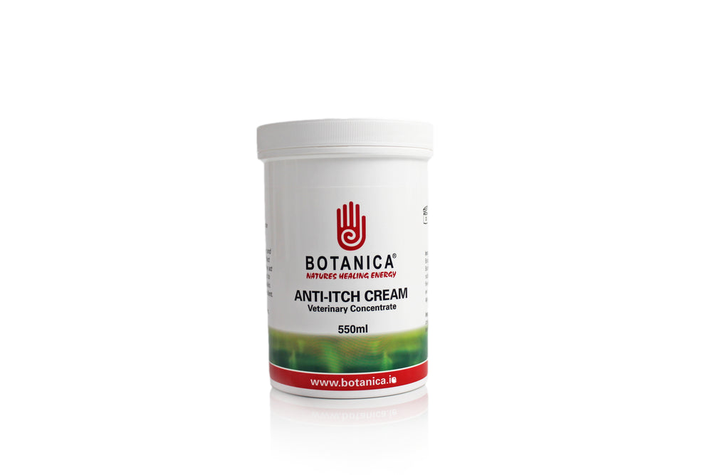 BOTANICA Anti-Itch Cream