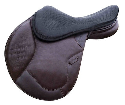 Acavallo Gel In Seat Saver M / Black - Eqclusive  - 3