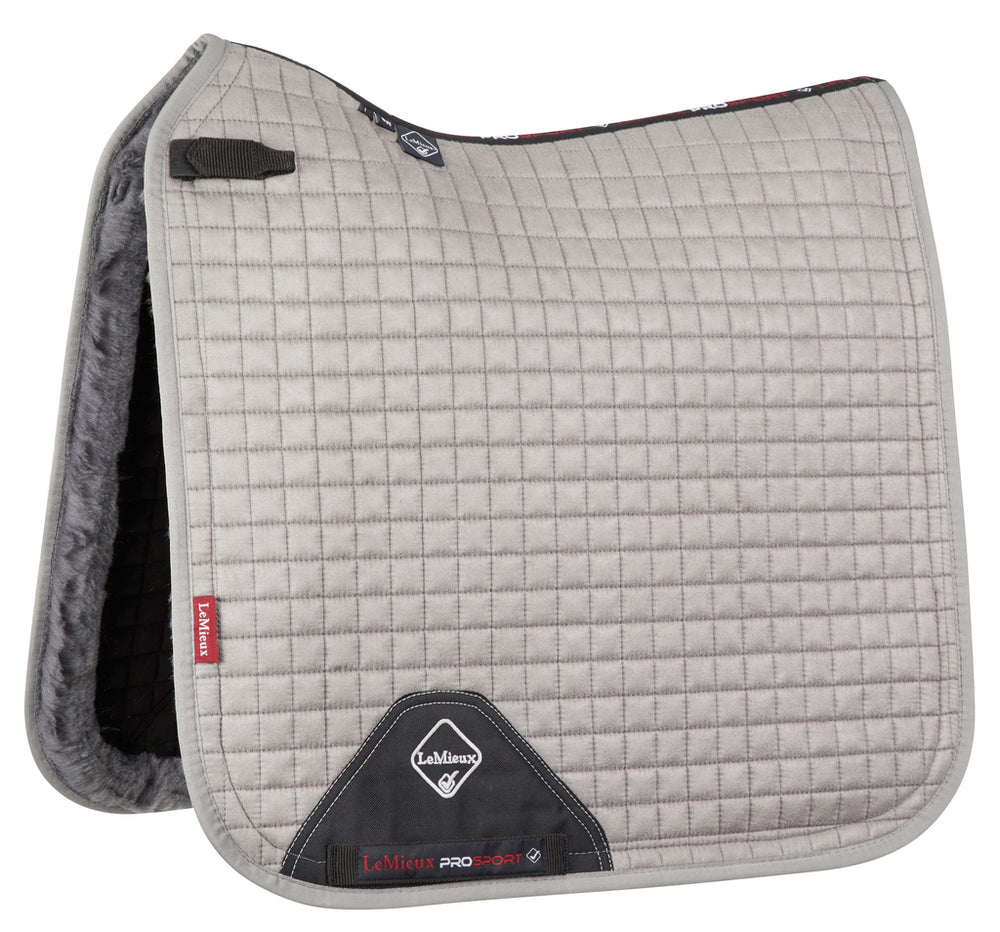 LeMeiux Merino+ Sensitive Skin Dressage Square