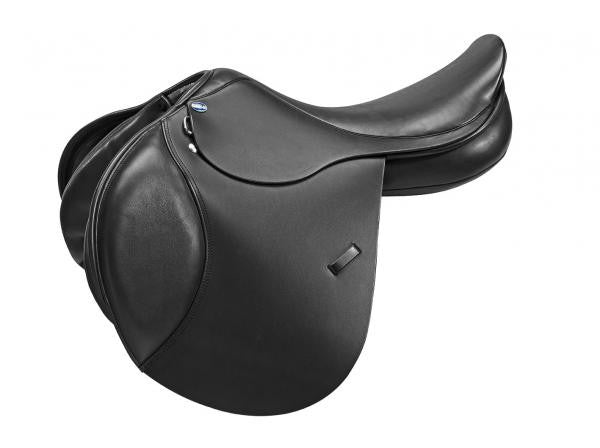 BUSSE Saddle BRISBANE 16.5 / Black / M - Eqclusive  - 1