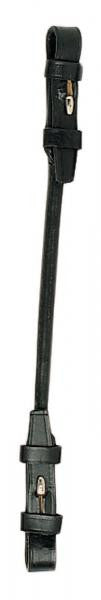 BUSSE Saddle Strap 35cm / Black - Eqclusive  - 1