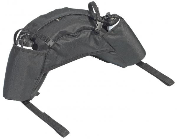 BUSSE Banana Cantle Bag ENGLISCH Black - Eqclusive