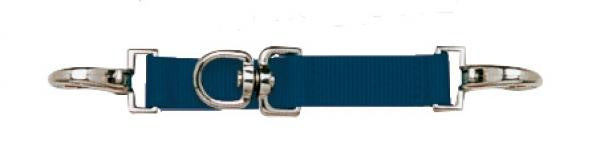 BUSSE Lunging Strap NYLON Navy - Eqclusive  - 1