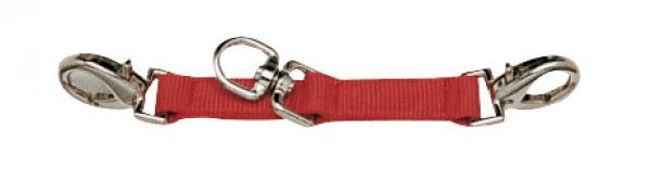 BUSSE Lunging Strap NYLON Red - Eqclusive  - 3
