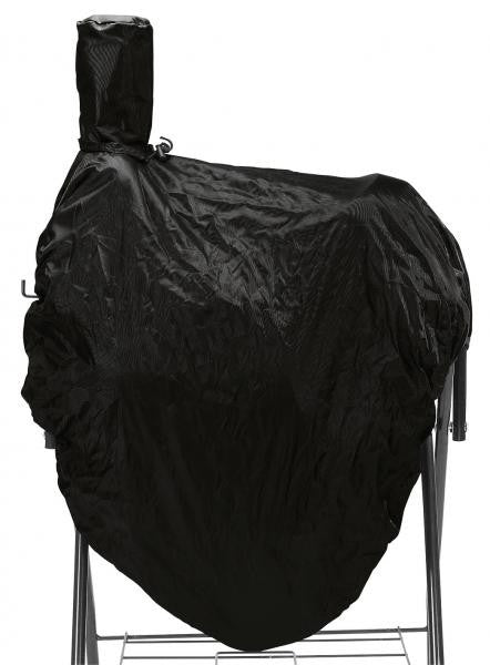 BUSSE Saddle Cover WESTERN, big Black - Eqclusive  - 3