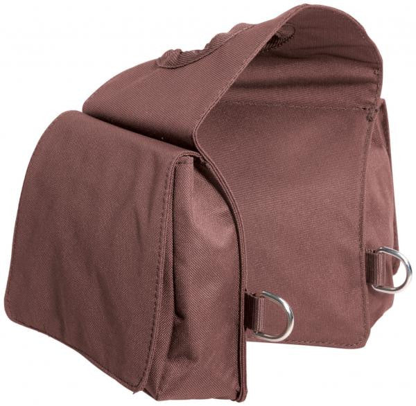 BUSSE Saddle Horn Bag BUSSE Dark Brown - Eqclusive