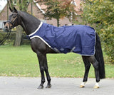 BUSSE Horse-Trainer Rug WALKING 125 / Navy - Eqclusive  - 1
