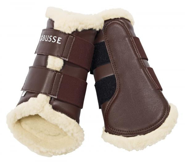 BUSSE Tendon Boots ST. GEORGES S / Brown - Eqclusive  - 3