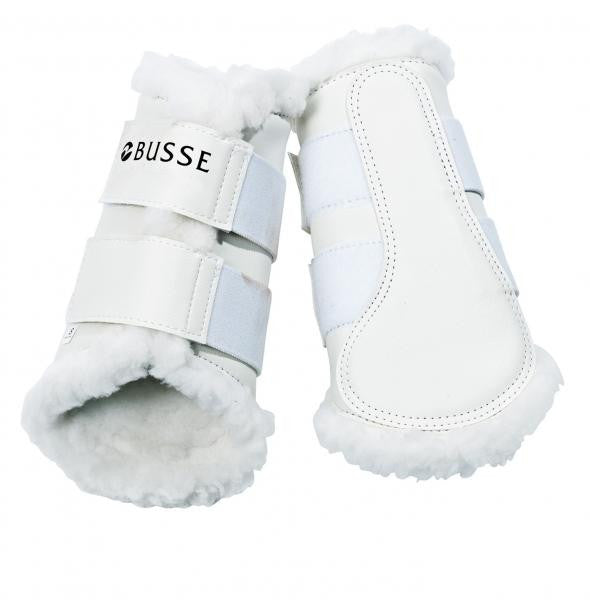 BUSSE Tendon Boots ST. GEORGES S / White - Eqclusive  - 1