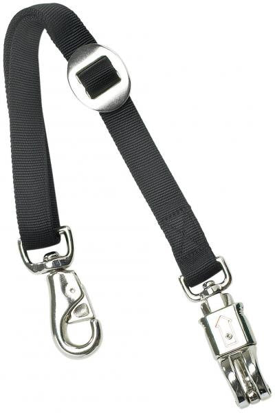 BUSSE Tie FLEXIBLE Black - Eqclusive