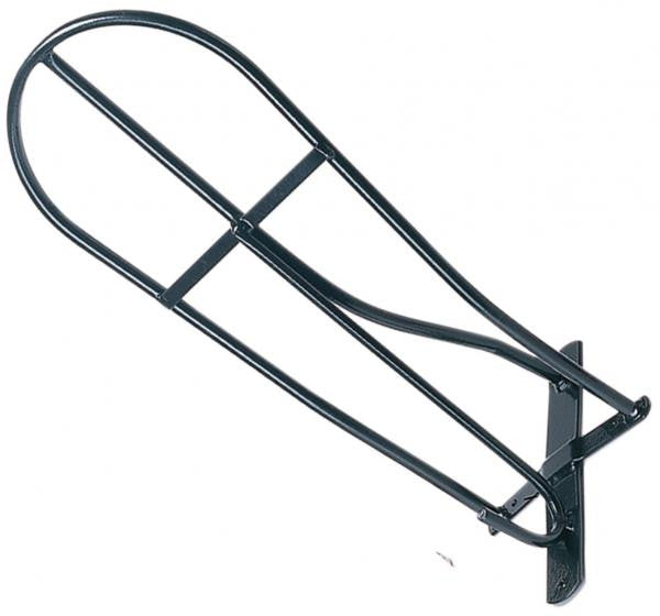 BUSSE Saddle Rack STANDARD Black - Eqclusive  - 1